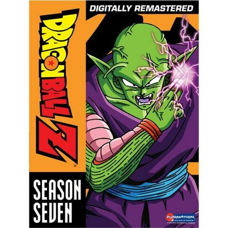 Dragonball Z  Season Seven  Japanese