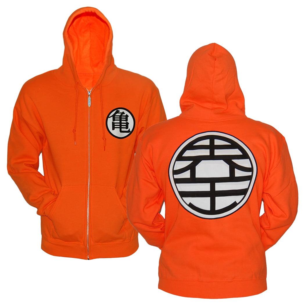Training To Go Super Goku Anime TV Show Gift Zip Up Hooded Sweatshirts For Men