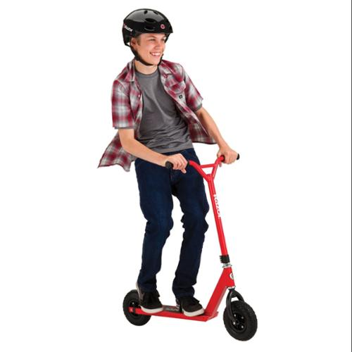 Razor RDS Pro Dirt Off-Road/Street All Terrain Kick Scooter - Red | 13018158
