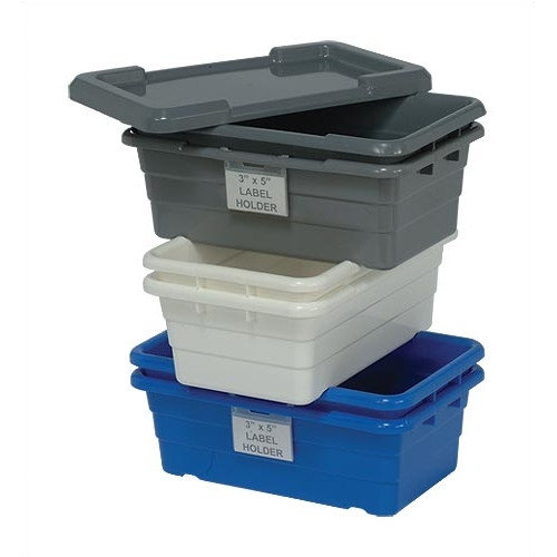 Quantum Storage Cross Stack Tubs (Set of 6)