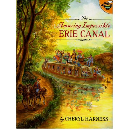 Amazing Impossible Erie Canal (Best Place To See Erie Canal)