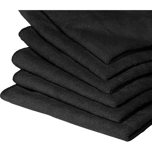 GarageMate Microfiber Cleaning Cloths, Pack of 40