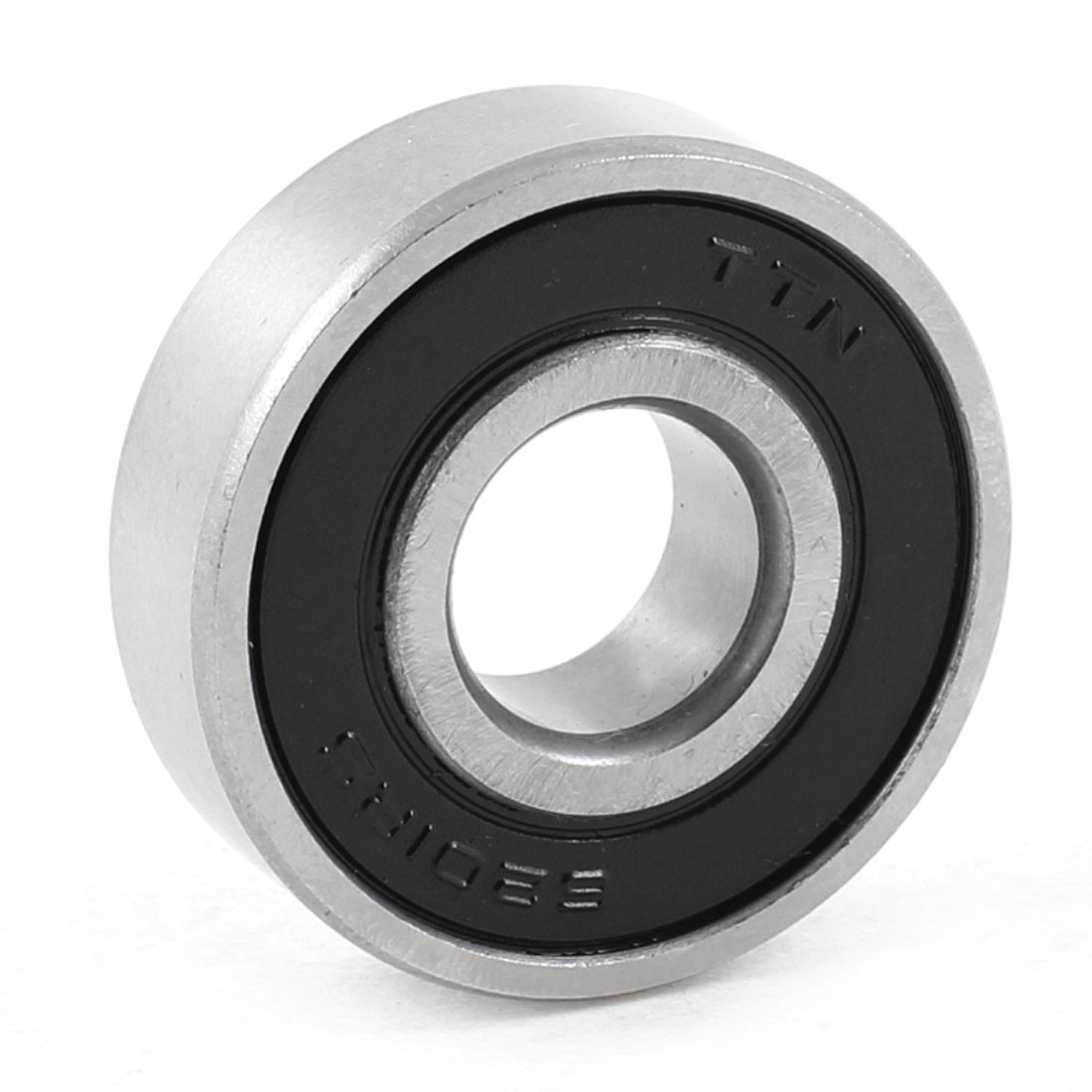 "Roller-Skating Skateboard Seals 0.39"" Thick 6201RS Deep Groove Ball Bearing"