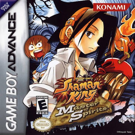 Shaman King Master of Spirits