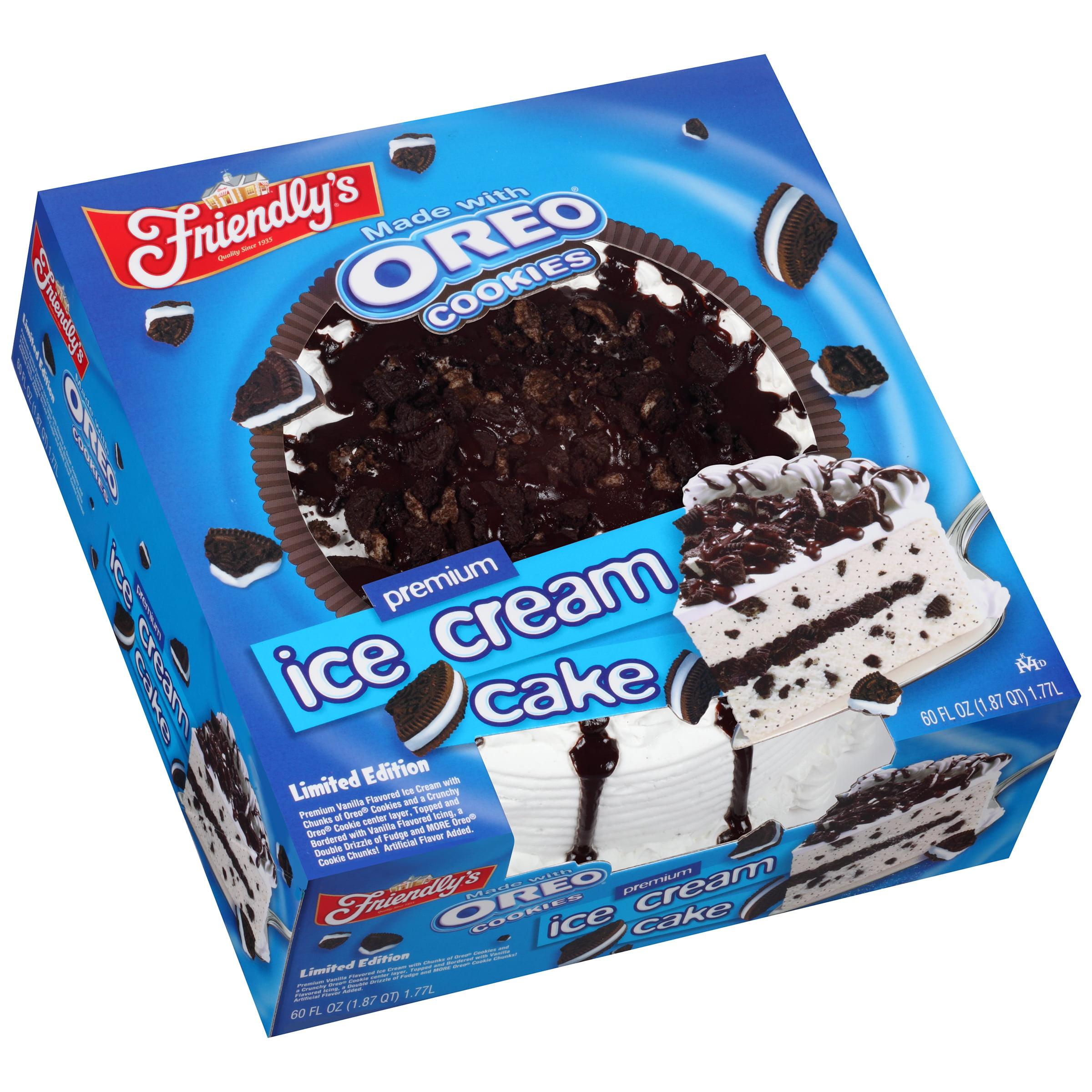 Ice Cream Cake Walmart