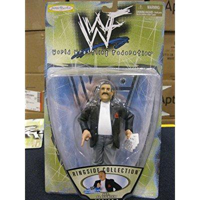 Wwf Ringside Collectable Series 2 Sgt  Slaughter By Jakks Pacific 1996