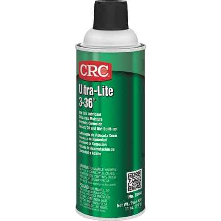 CRC Ultra Lite Non Staining Lubricant,11 oz 3160