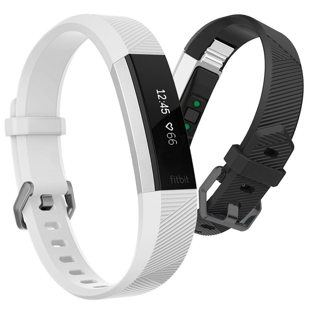 Kutop Fitbit Alta HR Band , Newest Universal Fitbit Alta HR   Fitbit Alta Band Replacement Sport Fitness Wristband Strap... by Kutop