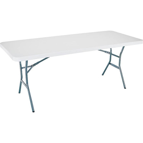 Lifetime 30'' Rectangular Folding Table