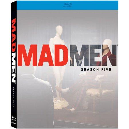 Mad Men  Season 5  Blu Ray