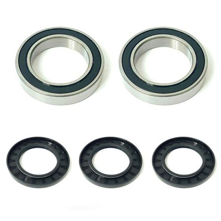 1980-1983 Honda ATC185 ATC185S Rear Axle Wheel Carrier Bearings and Seals Kit