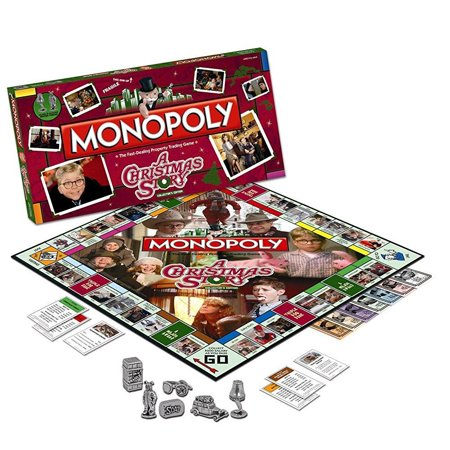 Monopoly: A Christmas Story Collector's