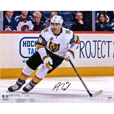 sports shoes b7877 eaac4 Alex Tuch Vegas Golden Knights Autographed 16