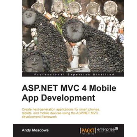 ASP.NET MVC 4 Mobile App Development - eBook (Best Language For Mobile App Development)