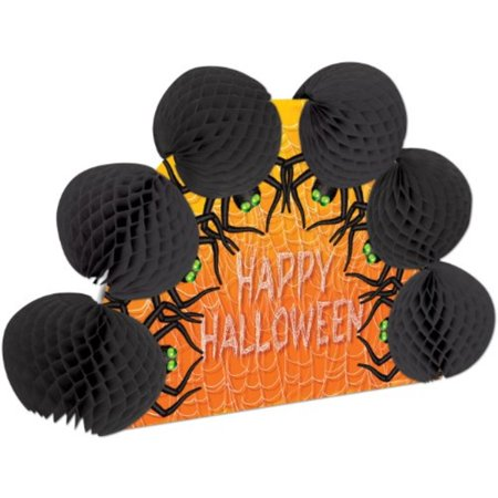 Halloween Spiders Pop-Over Centerpiece Party Accessory (1 count) (1/Pkg) - Halloween Party Names Clever