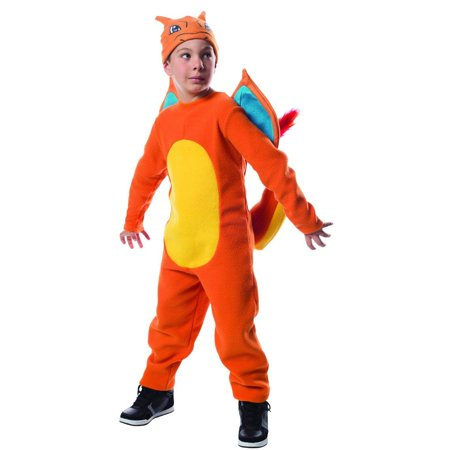 Female Pokemon Costumes (Pokemon Charizard Child Costume)