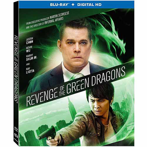 Revenge Of The Green Dragons (Blu-ray + Digital HD) (With INSTAWATCH) (Widescreen)