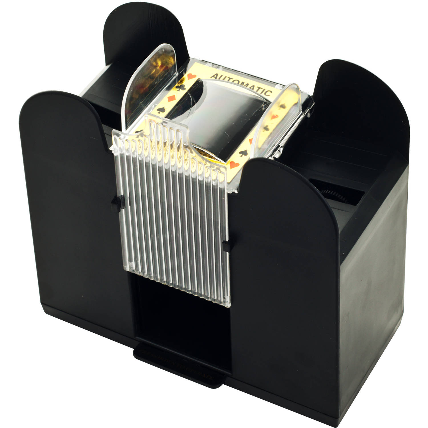 Trademark Poker 6 Deck Automatic Card Shuffler