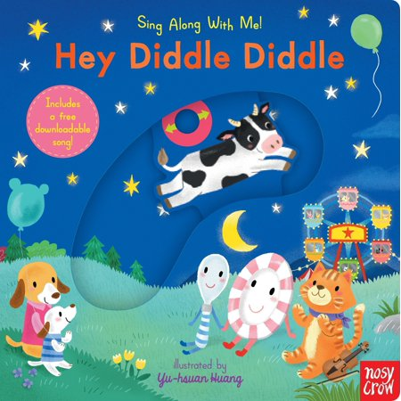 Hey Diddle Diddle (Board Book) (Hey Baby Stephen Marley)