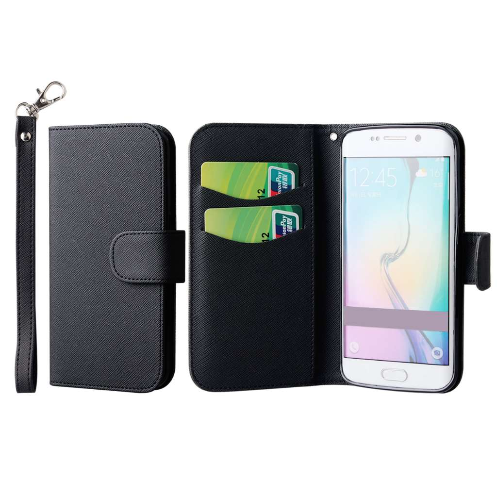 Flex Flip Wallet Case for Samsung Galaxy S6 edge