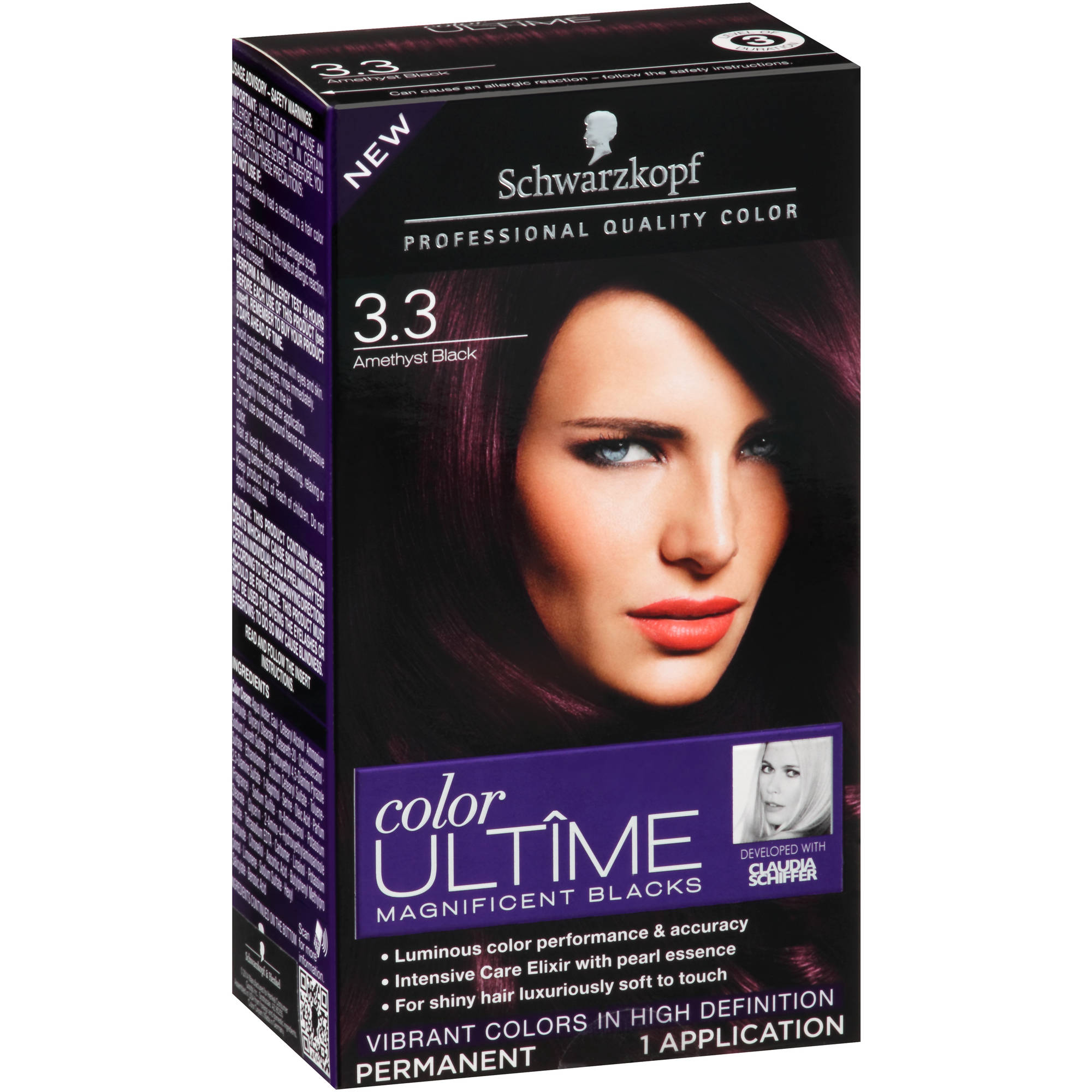 garnier olia oil powered permanent hair color 4 15 dark soft