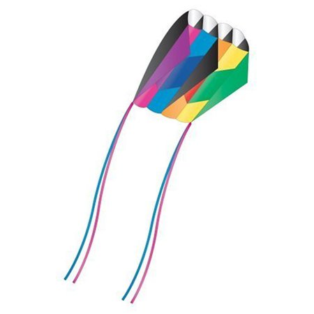 Skyfoil™ Frameless Parafoil Kite: Rainbow by X-Kites