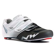 Northwave, Torpedo 3S, Road shoes, Men's, White/Black, 46