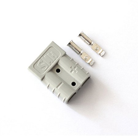 - Anderson Style Plug Connectors DC Power Tool 50 AMP 12-24V 6AWG