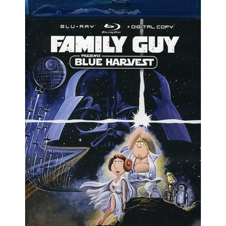 Family Guy: Blue Harvest (Blu-ray + Digital Copy)