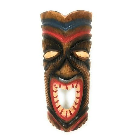 Laughing Tiki Mask 12