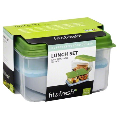 - Fit and Fresh Lunch On The Go