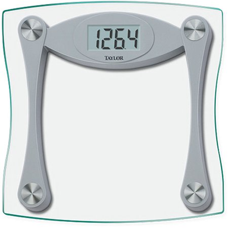 """Taylor 1.6"""" Lcd Digital Glass Scale"""