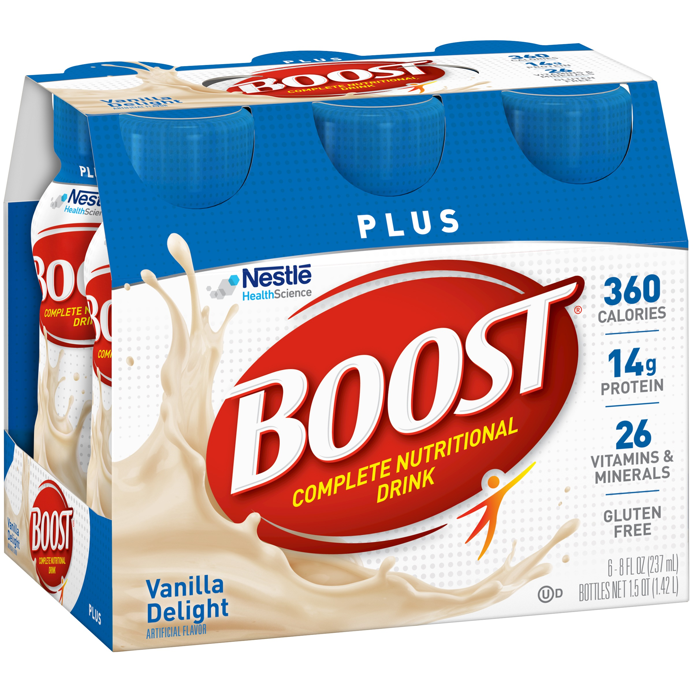 Boost Original Complete Nutritional Drink Vanilla Delight: Walmart's Savings Catcher
