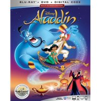 Aladdin (The Walt Disney Signature Collection) (Blu-ray + DVD)