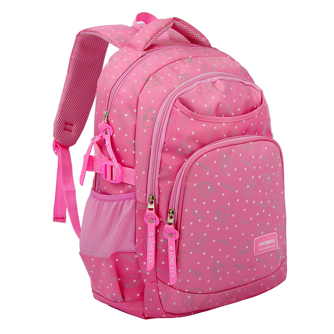 School Bags,Coofit Lovely Cartoon Girls Backpack School Bookbag Daypack Book Bags for Child Kids Girls Students