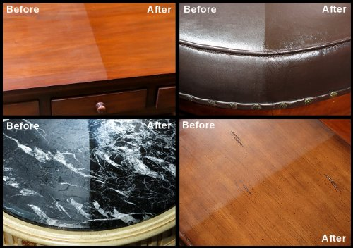 Aristowax Original Wood Silk Aerosol Fine Furniture Polish W