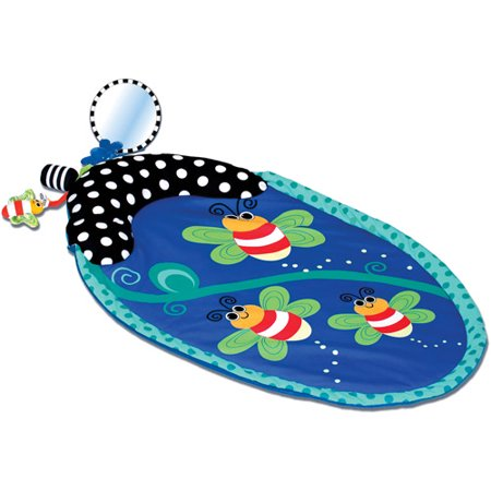 Sassy Developmental Tummy Mat