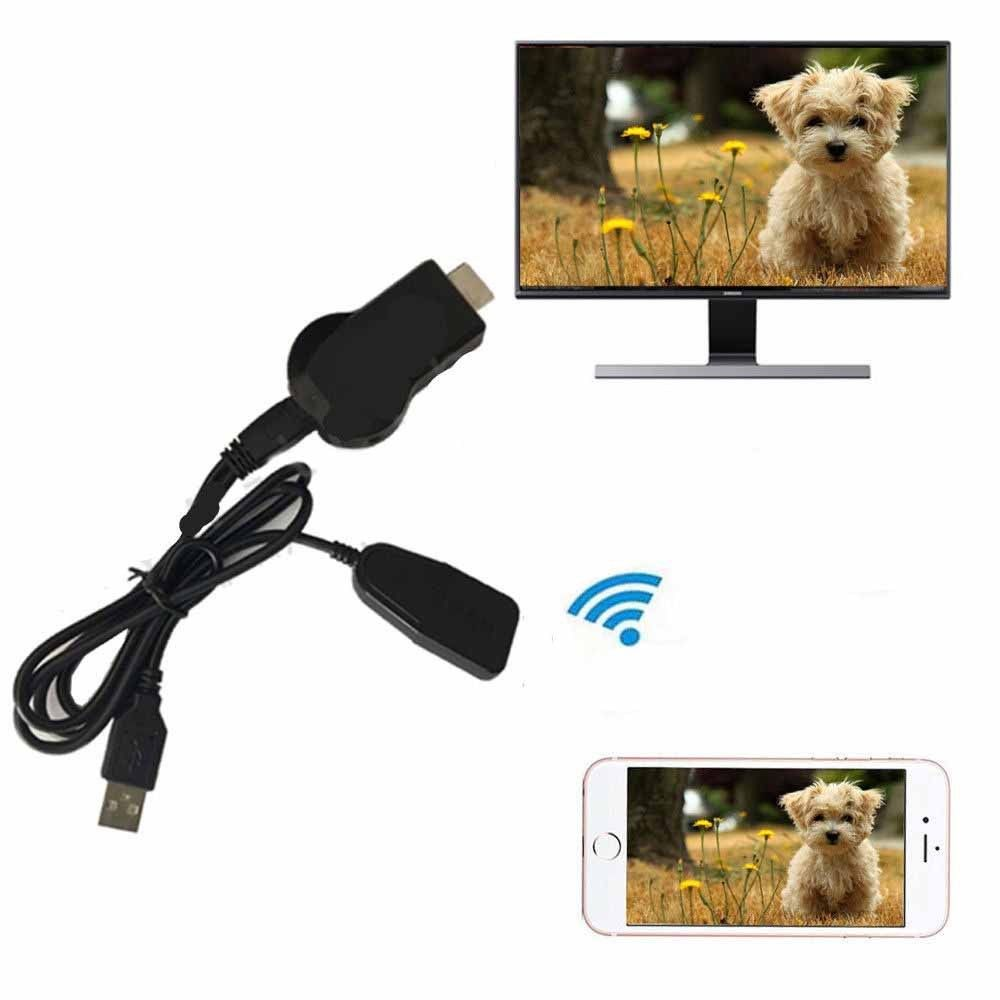 1080P HDMI AV Adapter Cable for connect Samsung Galaxy S6 S7   S7 Edge to HD TV by AOSTEK