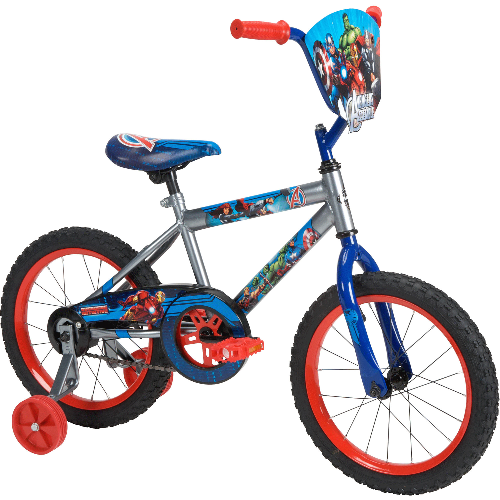 "16"" Huffy Marvel Avengers Boys' Bike"
