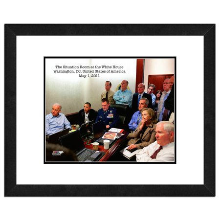 - The Situation Room Framed Photo by Photo File