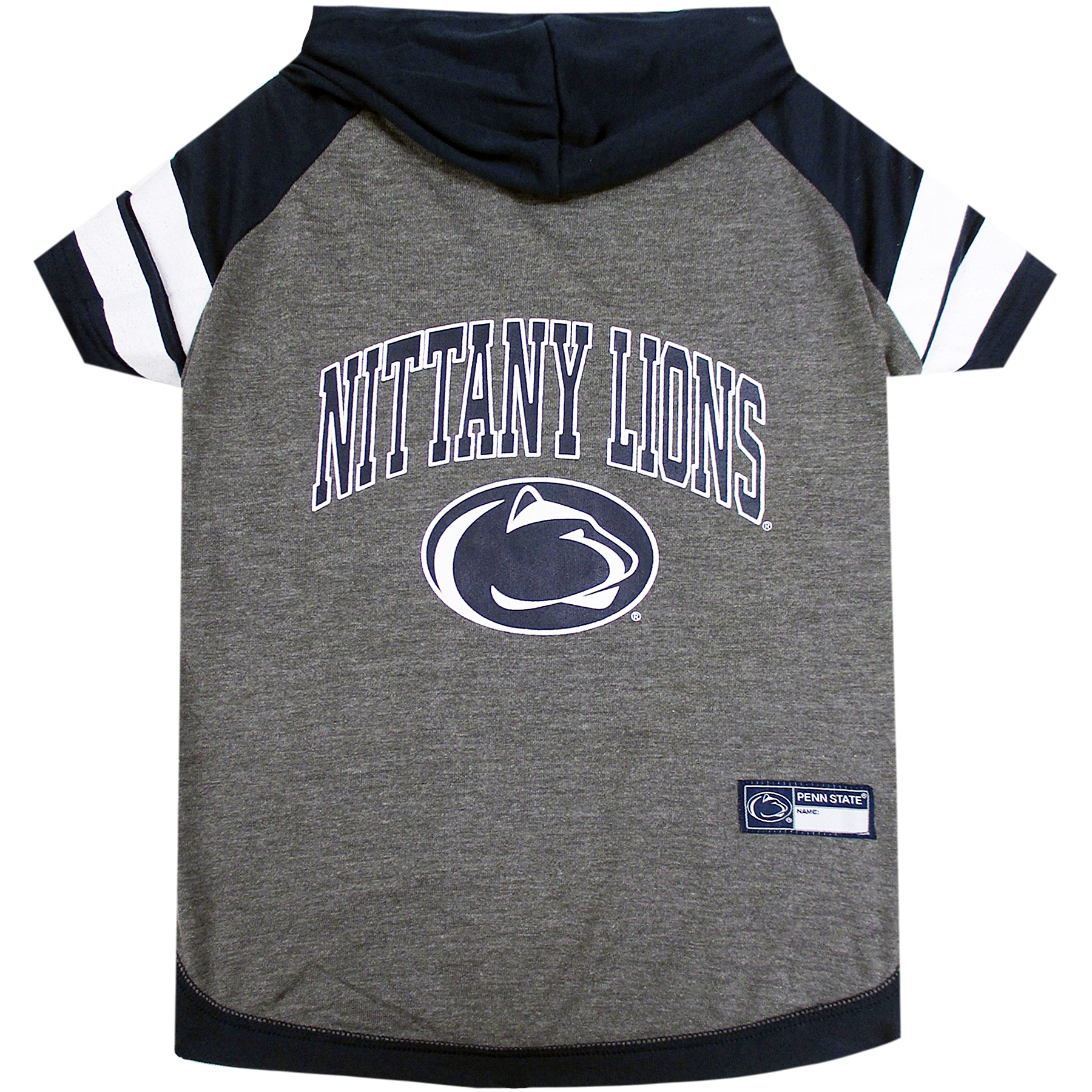 Penn State University Doggy Hooded Tee-Shirt