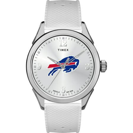 Timex - NFL Tribute Collection Athena Women's Watch, Buffalo Bills