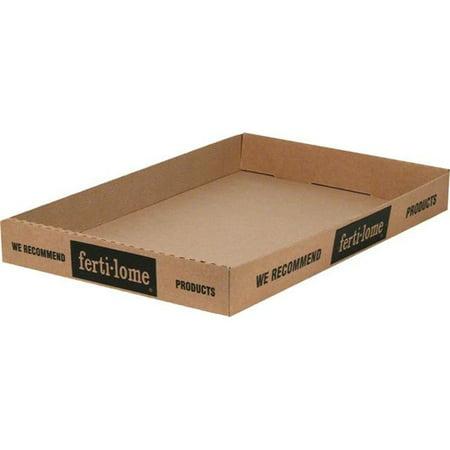 VPG Ferti-Lome 771101680 11016 Jumbo Bedding Plant Tray - Pack of - Beading Tray