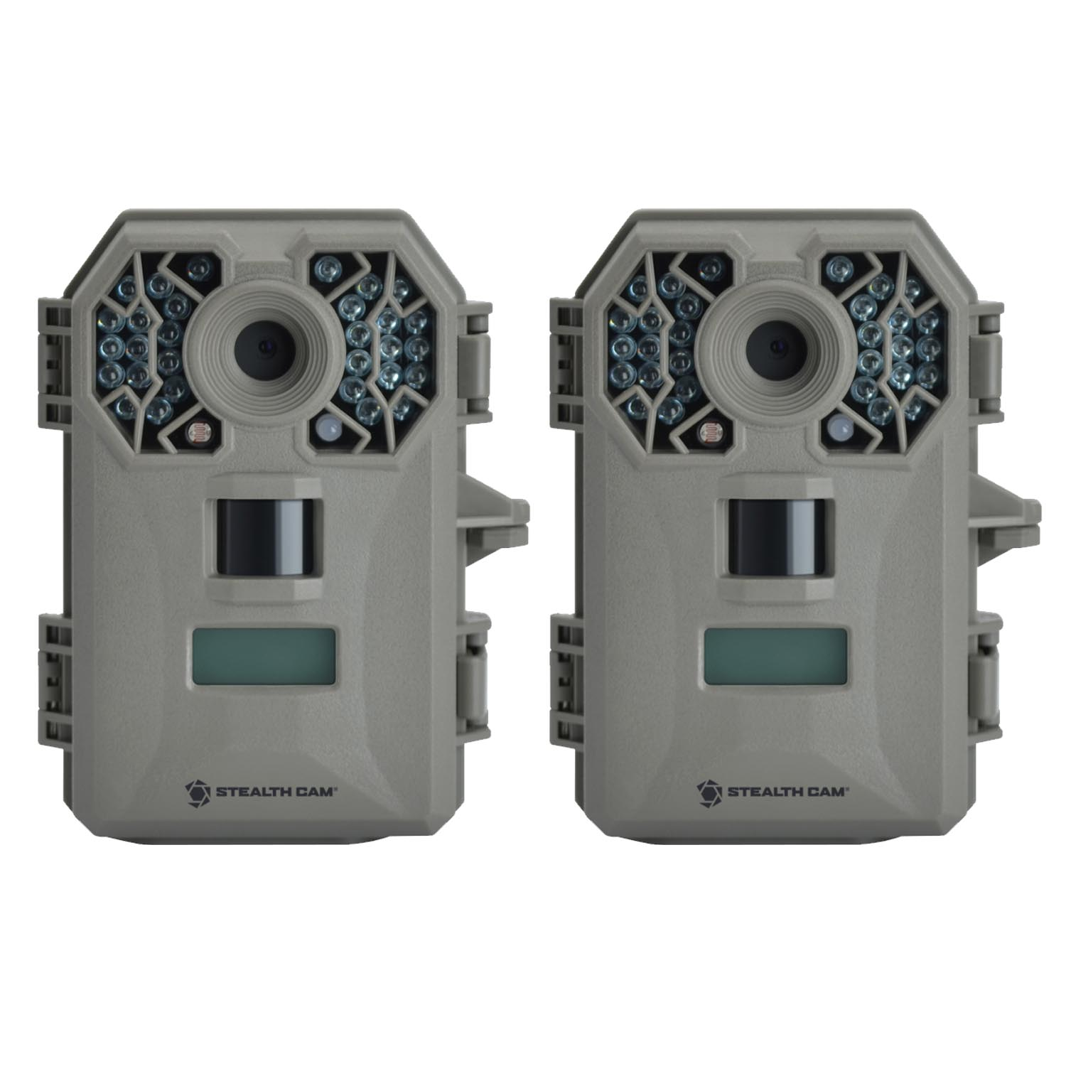 (2) Stealth Cam G30 TRIAD Technology Equipped Digital Trail Game Camera 8MP | STC-G30 by Stealthcam