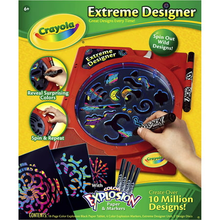 Crayola ce extreme designer Crayola fashion design studio reviews