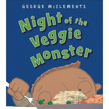 Night of the Veggie Monster - Halloween Monster Party Night English