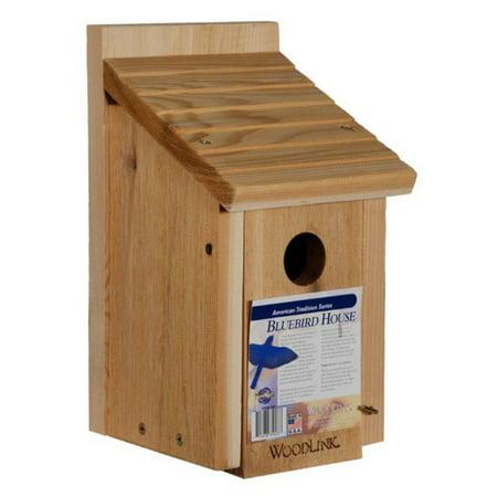Wood Link Bluebird House
