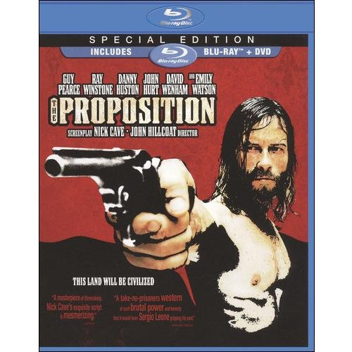 The Proposition (Special Edition) (Blu-ray   Standard DVD) (Widescreen)
