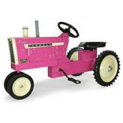Ertl Farmall Pedal Tractor, Pink