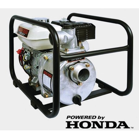 Engine Semi Trash Pump 4Hp